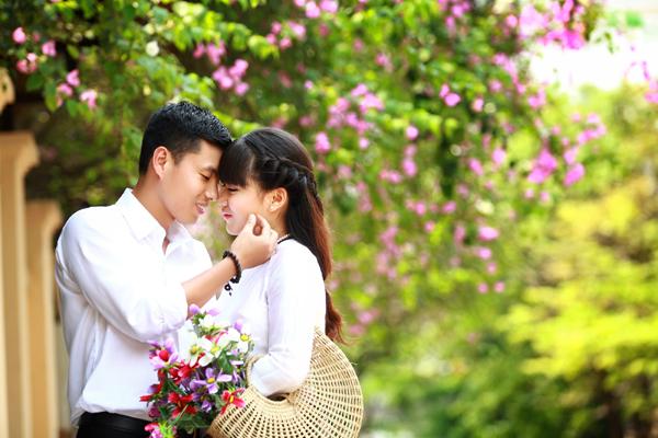 Xu hướng chụp ảnh mùa cưới 2013 - 2014