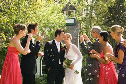 Các điều bạn cần biết khi tiệc cưới bắt đầu