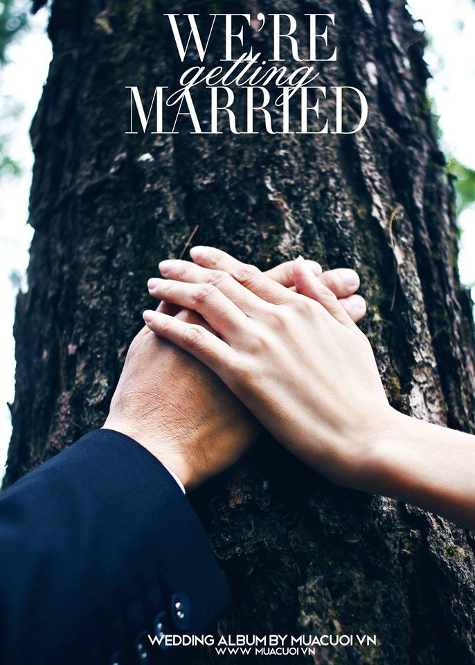 Chụp ảnh cưới, thông tin cưới